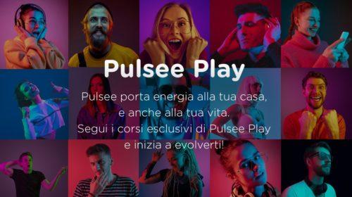 Pulsee lancia Pulsee Play