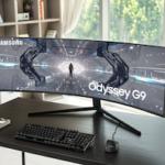 Samsung presenta Odyssey G9