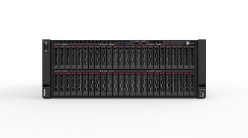 Lenovo annuncia soluzioni di Business Intelligence per gestire i carichi di lavoro di AI e Analytics