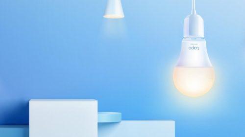 TP-Link: arriva una nuova lampadina smart Tapo