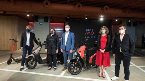 SEAT presenta SEAT MÓ: il nuovo marchio di mobilità urbana