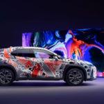 Lexus svela la prima auto tatuata al mondo