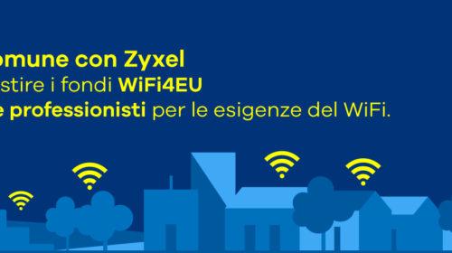 Zyxel Networks collabora con Octopus WiFi e Boundless Digital per promuovere l'accesso WiFi gratuito nelle città europee