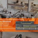 Zyxel presenta il primo switch ibrido managed tri-mode
