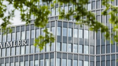 Daimler riporta i risultati del secondo trimestre 2020