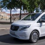 Al via le vendite del nuovo Mercedes-Benz eVito Tourer