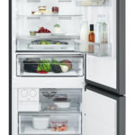 Da AEG i nuovi frigocongelatori free standing con capacità di 510 Lt