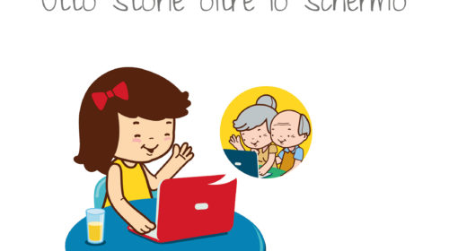 """Samsung presenta """"Bambini di oggi e di ieri – Otto storie oltre lo schermo"""""""