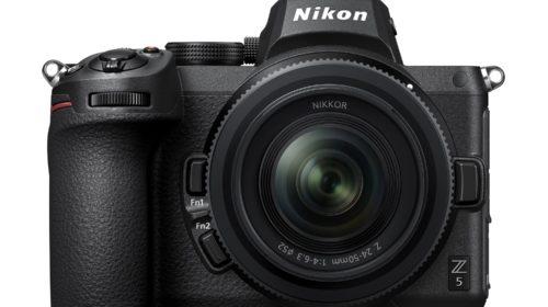 Nikon annuncia la nuova mirrorless Z 5