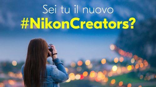 Nikon Creators: al via il nuovo progetto dedicato ai giovani fotografi e videomaker di talento