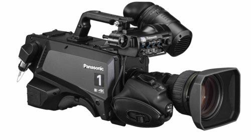 Panasonic presenta la nuova telecamera da studio AK-UC3300