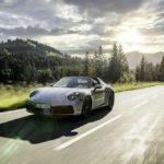 Porsche consegna 116.964 veicoli nel primo semestre