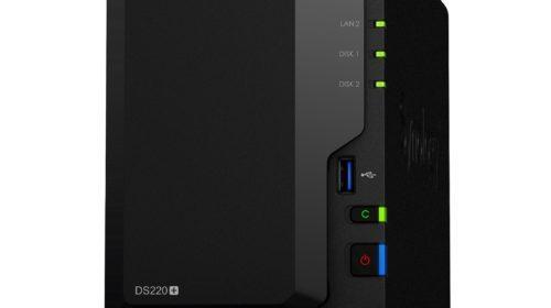 Synology presenta il nuovo modello DS220+