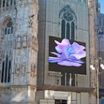 La Milano Digital Fashion Week 2020 sfila anche in Duomo grazie a Samsung