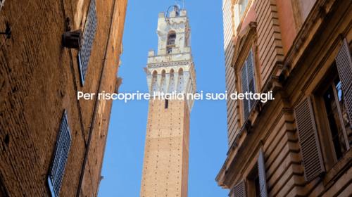 """Samsung: al via il concorso """"Riscopri l'Italia nei suoi dettagli"""""""