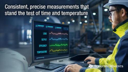 Texas Instruments presenta i primi sensori di corrente ad effetto Hall con deriva zero