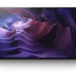 """Disponibile il nuovo TV OLED 4K HDR A9 della serie MASTER da 48"""" di Sony"""