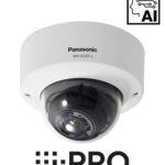 Panasonic lancia una nuova gamma di telecamere di videosorveglianza con AI integrata