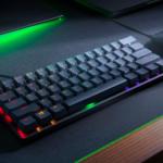 Razer annuncia la tastiera ottica gaming Razer Huntsman Mini