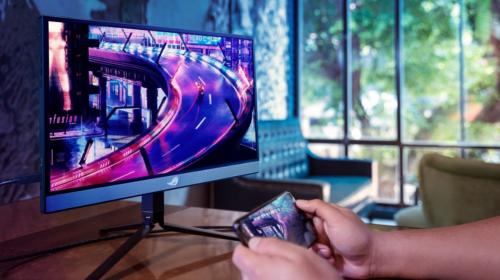 Arriva il monitor portatile ROG più veloce al mondo