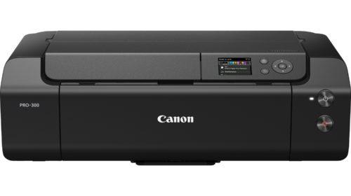 Canon presenta la nuova stampante fotografica professionale imagePROGRAF PRO-300
