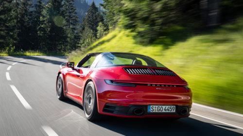 Porsche: utile operativo di 1,2 miliardi di euro nel primo semestre