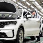 Kia: al via la produzione di Sorento Hybrid