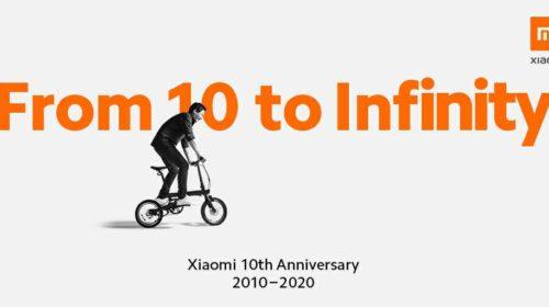 Xiaomi celebra i suoi primi 10 anni