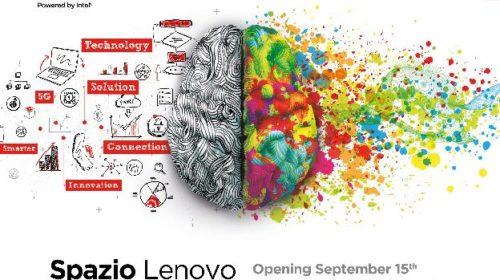 Lenovo annuncia l'opening event di Spazio Lenovo con una campagna out-of-home nella città di Milano