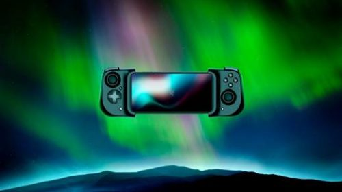 Disponibile il nuovo Razer Kishi Universal Mobile Gaming Controller for Android