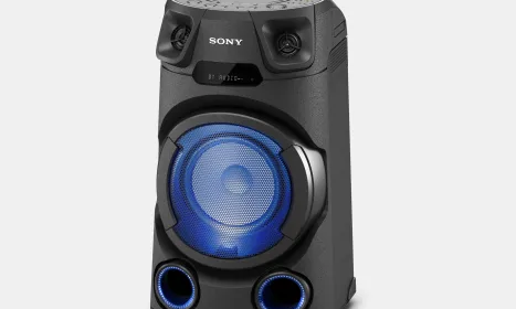 Sony lancia la nuova gamma di sistemi audio ad alta potenza