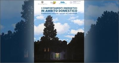 Energia: online report sui comportamenti in ambito domestico