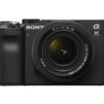 Sony presenta la fotocamera Alpha 7C