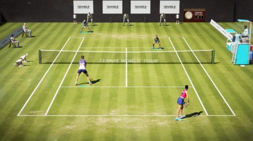 Tennis World Tour 2: sono 38 i tennisti disponibili