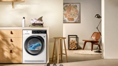 Da Electrolux la nuova asciugatrice PerfectCare 900