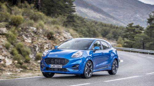 Ford Puma Hybrid e Kuga Plug-In Hybrid: l'ibrida e la Plug-In più vendute del 2020 in Italia