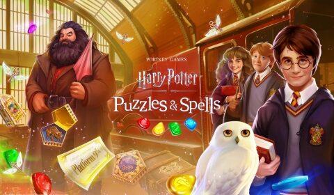 "Zynga lancia ""Harry Potter: Puzzles & Spells"""