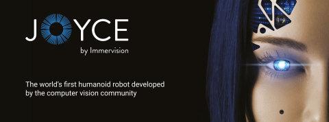Immervision presenta il primo robot umanoide dotato della visione intelligente