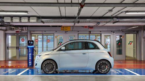Leasys e Metropark insieme per una mobilità sostenibile
