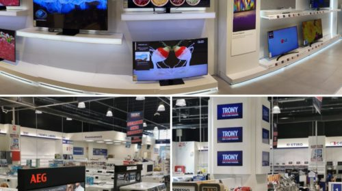 Trony: un nuovo punto vendita a Carpi