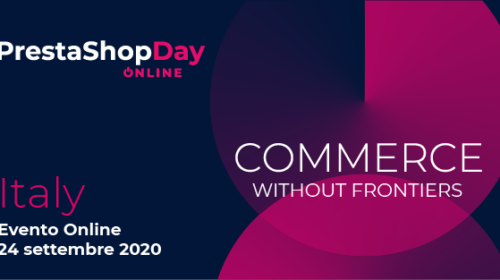 Tutto pronto per il PrestaShop Day Online Italy