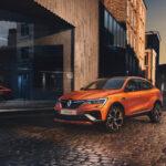 Nuovo Renault Arkana arriva in Europa in versione ibrida