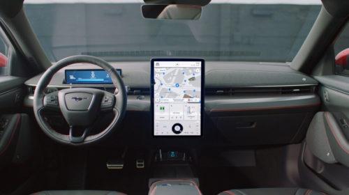 Introdotto il sistema Ford SYNC di nuova generazione