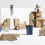 """Annunciato il vincitore del premio per il miglior Eco-Packaging di Design di """"Out of the Box"""" Competition Samsung in collaborazione con Dezeen"""