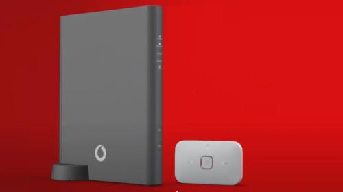 Vodafone lancia la nuova Vodafone Wi-fi 6 Station