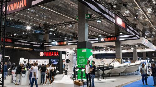Le novità Yamaha al Nautico di Genova 2020