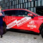 Giro d'Italia: Toyota e RCS rinnovano l'accordo