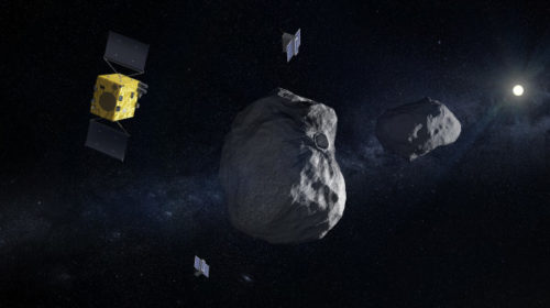 Nel 2024 il Politecnico di Milano parteciperà alla prima missione di difesa planetaria