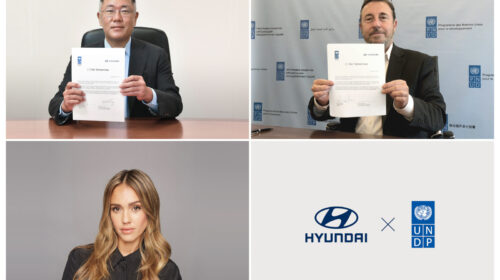 "Hyundai e UNDP lanciano il progetto globale ""for Tomorrow"""