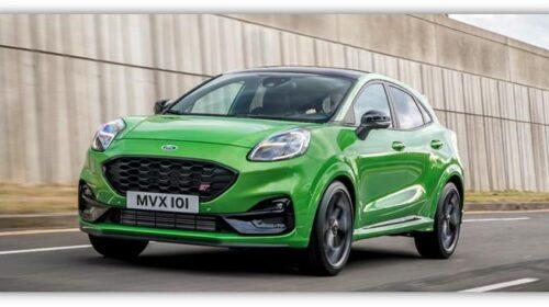 Nuova Puma ST: il primo crossover Ford Performance